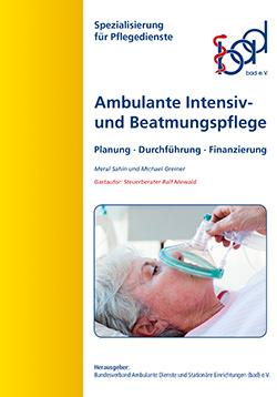 Broschüre Ambulante Intensiv- und Beatmungspflege