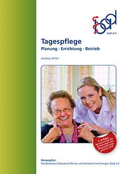 Broschüre Tagespflege