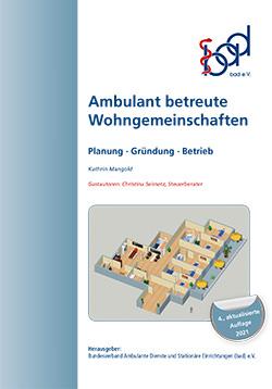 Broschüre Wohngemeinschaften